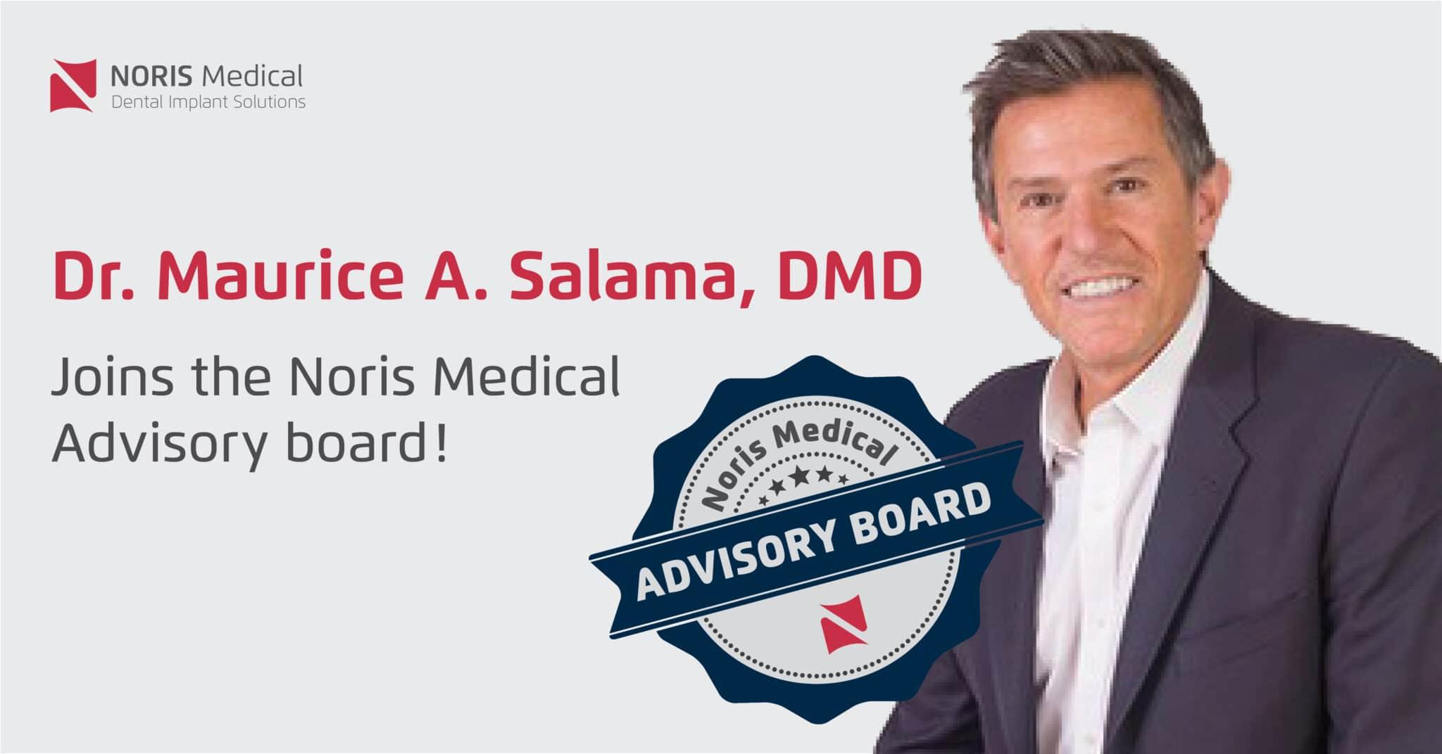 Dr. Maurice A. Salama, DMD